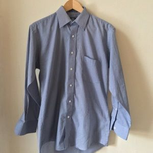 STAFFORD ATHLETIC FIT BUTTON UP!